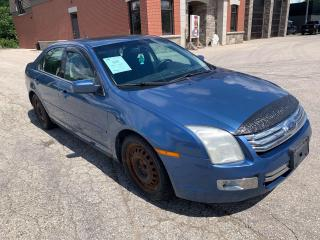 Used 2009 Ford Fusion SEL for sale in Harriston, ON