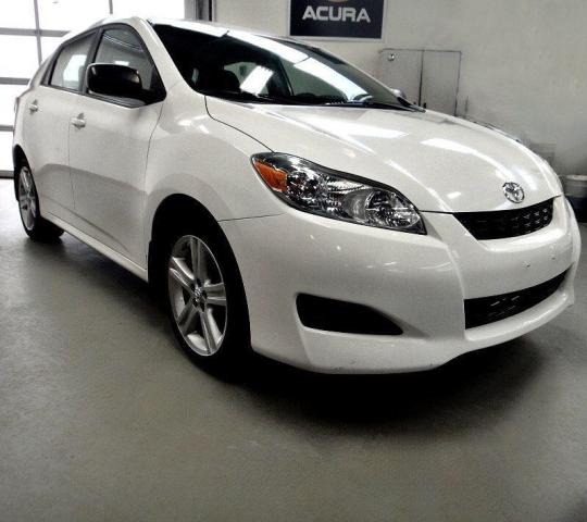 2011 Toyota Matrix DEALER MAINTAIN,ALLY RIMS