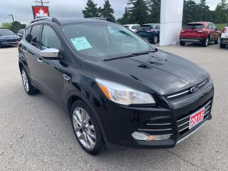 Used 2015 Ford Escape SE | Reverse Camera System for sale in Harriston, ON