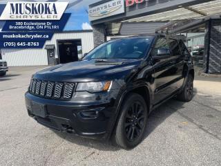 Used 2017 Jeep Grand Cherokee Laredo for sale in Bracebridge, ON