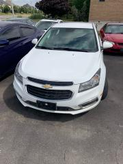 Used 2015 Chevrolet Cruze for sale in Brampton, ON