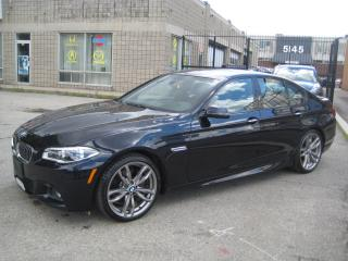 Used 2016 BMW 5 Series 535d xDrive M SPORT HEADS UP ONE OWNER for sale in North York, ON