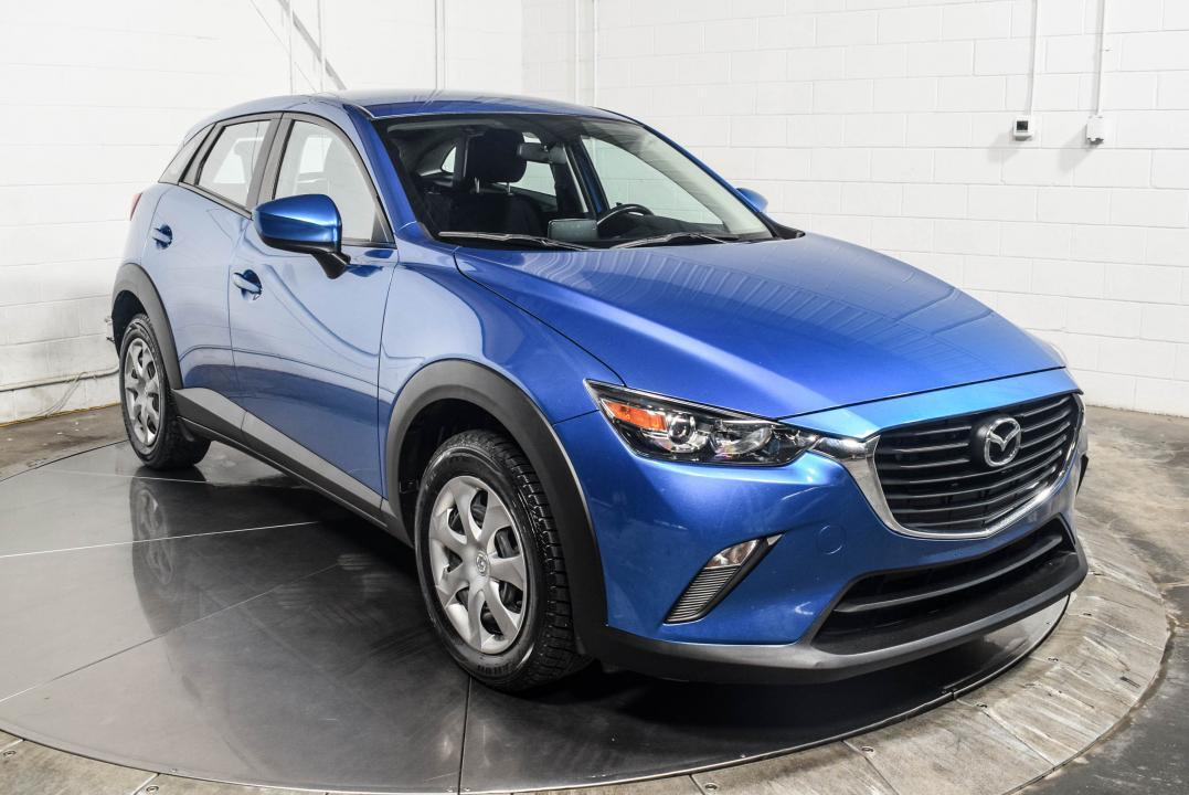 used 2017 mazda cx-3 gx a c bluetooth for sale in st-hubert, quebec carpages.ca