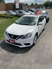 Used 2017 Nissan Sentra for sale in Brampton, ON