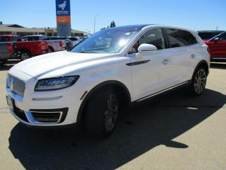 Used 2019 Lincoln Nautilus RESERVE for sale in Wetaskiwin, AB