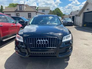 Used 2013 Audi Q5 **2.0L**LOW KMS**HEATED SEATS**LEATHER**BT**POWER FEATURES** for sale in Hamilton, ON