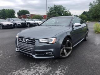 Used 2013 Audi S5 Premium for sale in Barrie, ON