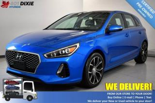 Used 2018 Hyundai Elantra GT Sport Ultimate for sale in Mississauga, ON
