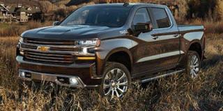 New 2020 Chevrolet Silverado 1500 Custom Trail Boss for sale in Saskatoon, SK