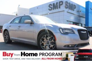 Used 2016 Chrysler 300 S AWD - Heated Leather, Panoramic Sunroof, Remote Start, 19