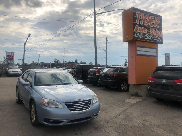 2012 Chrysler 200 Touring**RUNS GREAT**LOTS OF SERVICE RECORDS*AS IS