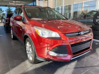 Used 2014 Ford Escape SE, 4WD, ACCIDENT FREE, POWER HEATED SEATS, REAR VIEW CAMERA, POWER LIFTGATE for sale in Edmonton, AB