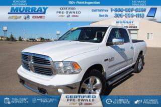 Used 2015 RAM 1500 Big Horn for sale in Moose Jaw, SK