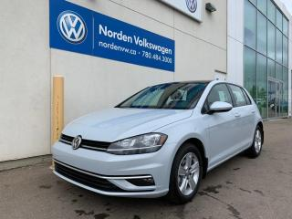 New 2019 Volkswagen Golf Highline 4dr FWD Hatchback for sale in Edmonton, AB