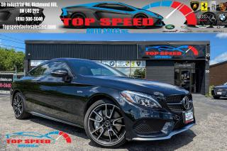 Used 2017 Mercedes-Benz C-Class C43 AMG COUPE/VALVETRONIC EXHAUST/CARBON/ALCANTARA for sale in Richmond Hill, ON