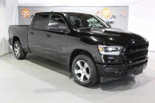 New 2020 RAM 1500 SPORT for sale in Peace River, AB