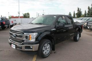 New 2020 Ford F-150 XLT 300A 4X4 SuperCrew 3.3L PFDI with Auto Start/Stop, Pre-Collision Assist, Rear View Camera, and Remote Keyless Entry for sale in Edmonton, AB