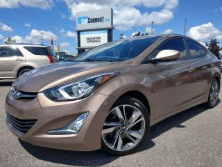 Used 2015 Hyundai Elantra GLS for sale in Ottawa, ON