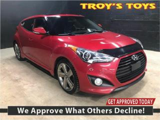 Used 2013 Hyundai Veloster Turbo for sale in Guelph, ON