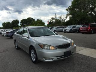 Used 2004 Toyota Camry SE for sale in London, ON