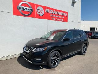 New 2020 Nissan Rogue SL/AWD/LEATHER/PANO ROOF/NAV for sale in Edmonton, AB