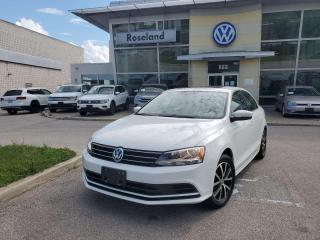 Used 2016 Volkswagen Jetta Sedan Comfortline 4dr FWD Sedan for sale in Burlington, ON