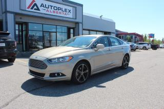 Used 2016 Ford Fusion SE for sale in Calgary, AB