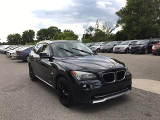 Used 2012 BMW X1 28i . Excellent condition!  Leather! Sunroof! Many more options. for sale in London, ON