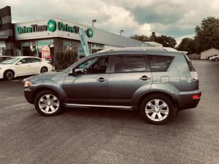 Used 2010 Mitsubishi Outlander GT for sale in London, ON
