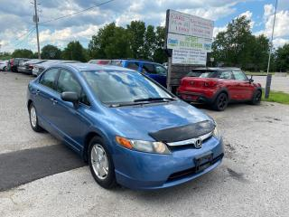 Used 2008 Honda Civic DX-G *CERTIFIED* for sale in Komoka, ON