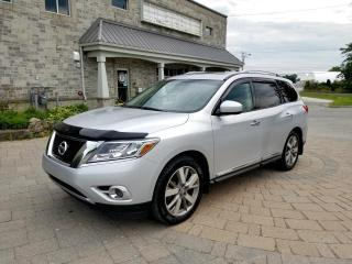 Used 2015 Nissan Pathfinder 4 portes, 4 RM, Platine for sale in St-Eustache, QC
