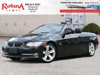 Used 2011 BMW 3 Series 328i w/ Navi_Bluetooth_Low KMs_ for sale in Oakville, ON