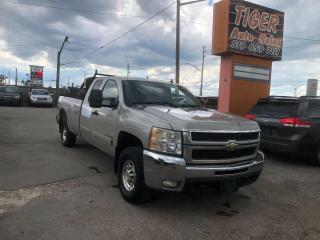 Used 2007 Chevrolet Silverado 2500 6.6L DURAMAX DIESEL**4X4*RUNS GREAT**AS IS SPECIAL for sale in London, ON