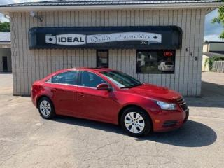 Used 2014 Chevrolet Cruze 1LT for sale in Mount Brydges, ON