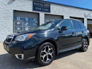 Used 2015 Subaru Forester XT Limited Turbo Nav Panoramic Roof for sale in Guelph, ON