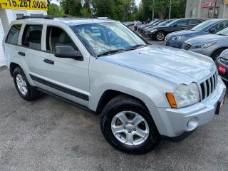 Used 2005 Jeep Grand Cherokee LAREDO/ 4WD/ PWR GROUP/ PWR SEAT/ ALLOYS/ TINTED++ for sale in Scarborough, ON