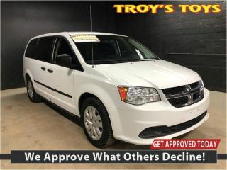 Used 2015 Dodge Grand Caravan CANADA VALUE PACKAGE for sale in Guelph, ON