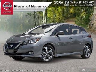New 2020 Nissan Leaf SV for sale in Nanaimo, BC