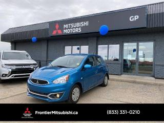New 2020 Mitsubishi Mirage ES for sale in Grande Prairie, AB