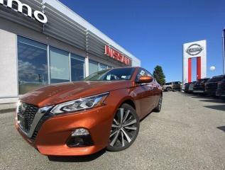 New 2020 Nissan Altima 2.5 Platinum for sale in Nanaimo, BC