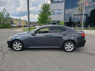 Used 2010 Lexus IS 250 250, low km, 4 Door, 3/Y Warranty Availab for sale in Toronto, ON