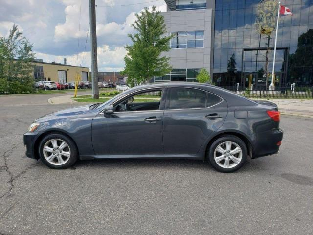 2010 Lexus IS 250 250, low km, 4 Door, 3/Y Warranty Availab