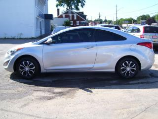 Used 2013 Hyundai Elantra Coupe SE,BLUETOOTH,GPS,BACK-UP CAMERA,LEATHER,CERTIFIED for sale in Kitchener, ON