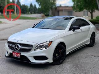 Used 2015 Mercedes-Benz CLS-Class CLS 400 for sale in Burlington, ON