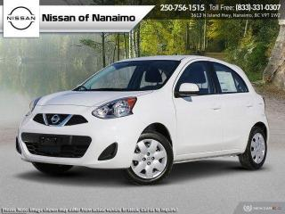 New 2019 Nissan Micra S for sale in Nanaimo, BC
