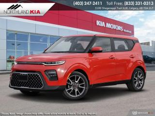 New 2020 Kia Soul EX PREMIUM for sale in Calgary, AB