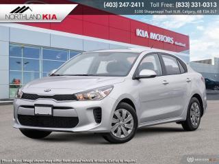 New 2020 Kia Rio LX+ for sale in Calgary, AB