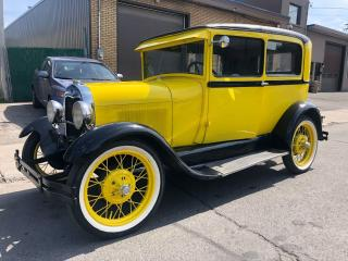 Used 1928 Ford Model A GREAT PIECE OF AMERICAN HISTORY for sale in North York, ON