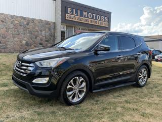 Used 2014 Hyundai Santa Fe Sport LIMITED  AWD NAVI BMS REAR  CAMERA PANO ROOF for sale in North York, ON