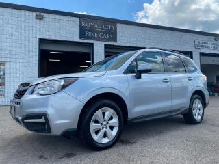 Used 2017 Subaru Forester i Convenience AWD Alloy Wheels Heated Seats for sale in Guelph, ON